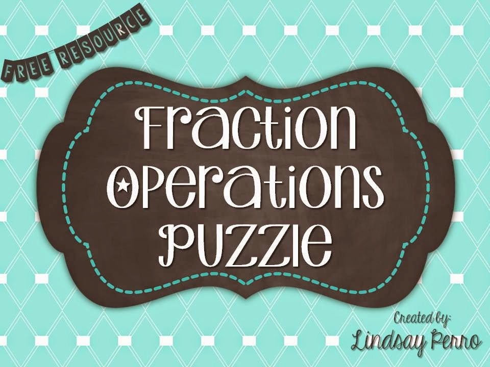 Fraction Freebie