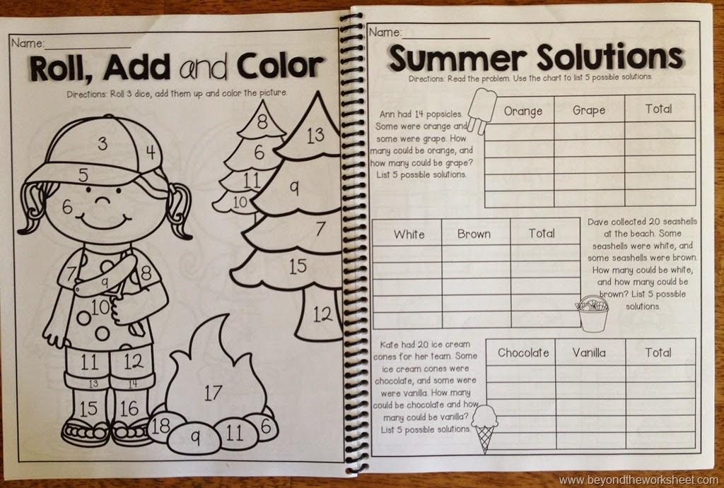 First Grade Prep