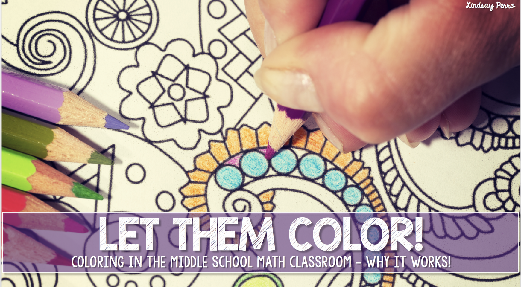 Let them color!